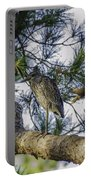 Night Heron  Portable Battery Charger