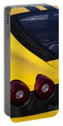 Yellow F430 Portable Battery Charger