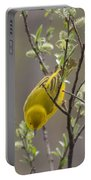 Yellow Warbler -1 Portable Battery Charger