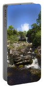 Yorkshire Dales Waterfall Portable Battery Charger