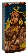 Atahualpa, Last Emperor Of The Incan Portable Battery Charger