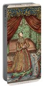 Elizabeth I (1533-1603) Portable Battery Charger