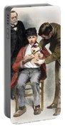 Louis Pasteur (1822-1895) Portable Battery Charger