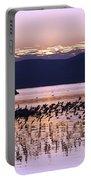 Mono Lake California Portable Battery Charger by Jason O Watson