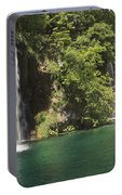 Plitvice Lakes National Park Croatia Portable Battery Charger