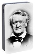 Richard Wagner (1813-1883) Portable Battery Charger