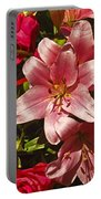 Rose Parade  Portable Battery Charger