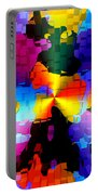 1000 Abstract Thought Portable Battery Charger