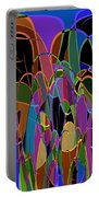 1009 Abstract Thought Portable Battery Charger