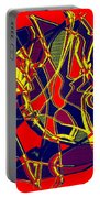 1010 Abstract Thought Portable Battery Charger