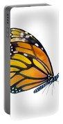 103 Perched Monarch Butterfly Portable Battery Charger