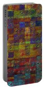 1030 Abstract Thought Portable Battery Charger