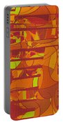 1045 Abstract Thought Portable Battery Charger