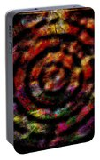 1066 Abstract Thought Portable Battery Charger