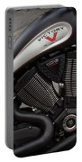 106ci V-twin Portable Battery Charger