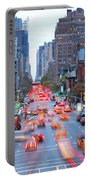 10th Avenue Rush Hour Portable Battery Charger