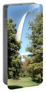 Arch To The Sky Portable Battery Charger