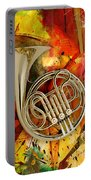 French Horn Portable Battery Charger