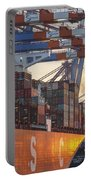Hamburg Harbor Container Terminal Portable Battery Charger