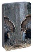 Jake Eastern Wild Turkeys Portable Battery Charger