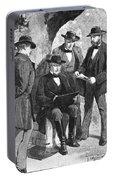 Jefferson Davis (1808-1889) Portable Battery Charger