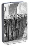 Johnson Impeachment, 1868 Portable Battery Charger