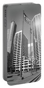 Minneapolis Skyscrapers Portable Battery Charger