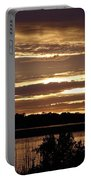 Outer Banks North Carolina Sunset Portable Battery Charger
