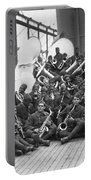 Wwi Homecoming, 1919 Portable Battery Charger