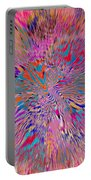 1106 Abstract Thought Portable Battery Charger