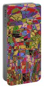 1144 Abstract Thought Portable Battery Charger