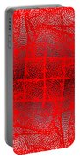 1162 Abstract Thought Portable Battery Charger