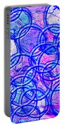 1166 Abstract Thought Portable Battery Charger
