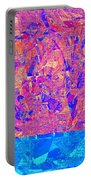 1182 Abstract Thought Portable Battery Charger