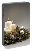 Advent Wreath Portable Battery Charger