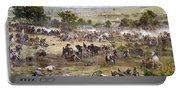 Civil War Gettysburg Portable Battery Charger