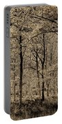 Forest Art Portable Battery Charger