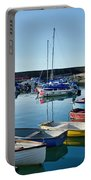 Lyme Regis Harbour Portable Battery Charger