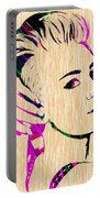 Miley Cyrus Collection Portable Battery Charger