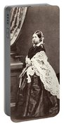 Queen Victoria (1819-1901) Portable Battery Charger