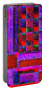 1227 Abstract Thought Portable Battery Charger