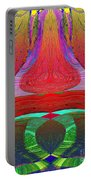 1232 Abstract Thought Portable Battery Charger