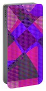 1038 Abstract Thought Portable Battery Charger