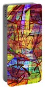 1261 Abstract Thought Portable Battery Charger