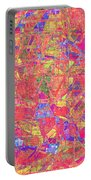 1262 Abstract Thought Portable Battery Charger