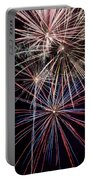 Local Fireworks Portable Battery Charger by Mark Dodd