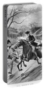 Paul Reveres Ride Portable Battery Charger