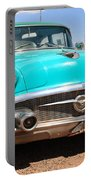 Route 66 Classic Car Portable Battery Charger