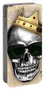 Skull Art Collection Portable Battery Charger