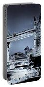 Tower Bridge Art Portable Battery Charger